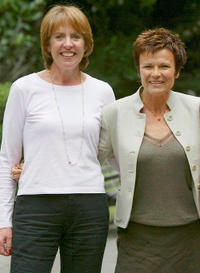 Penelope Wilton and Julie Walters at the promotion of