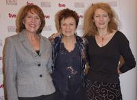 Penelope Wilton, Julie Walters and Geraldine James at the Carlton Women In Film And TV Awards.