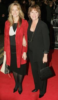Penelope Wilton and Guest at the UK premiere of
