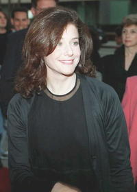 Debra Winger at the premiere of