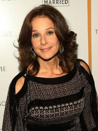 Debra Winger at the screening of