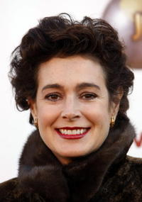 Sean Young at the Jules Verne Adventure Film Festival Special Awards Presentation.