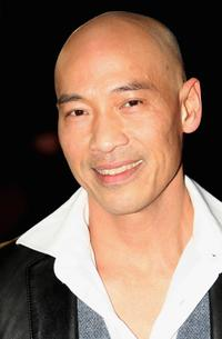 Roger Yuan at the UK premiere of