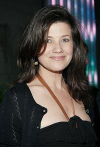 Daphne Zuniga at the Sundance Channel's launch of