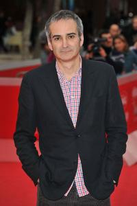 Olivier Assayas at the premiere of