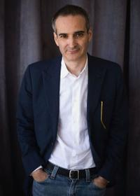 Olivier Assayas at the 63rd Annual Cannes Film Festival.