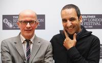 Jacques Audiard and Screenwriter Abdel Raouf Dafri at the photocall of