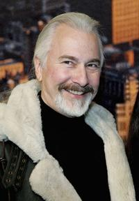 Rick Baker at the premiere of