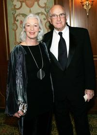 Jane Alexander and husband Ed Sherin at the 57th Annual Writers Guild Awards.