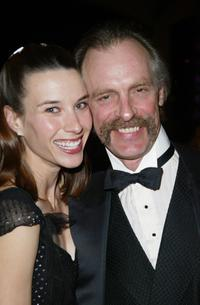 Keith Carrdine and Hayley DuMond held at the Palm Springs Convention Centre in Palm Springs for the Palm Springs International Film Festival Annual Gala.