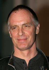 Keith Carradine at the ABCs Winter Press Tour Party on Wisteria Lane.