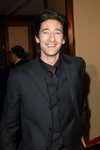 Adrien Brody at the 55th Annual Directors Guild Awards in Los Angeles, California.