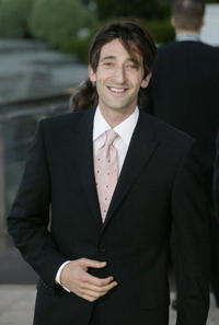 Adrien Brody at the Laureus 2003 World Sport Awards in Monte Carlo.