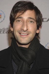 Adrien Brody at the Chrome Couture: 2007 Escalade Preview Party in Los Angeles.