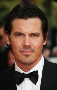 """Josh Brolin at the premiere of """"No Country For Old Men"""" during the 60th International Cannes Film Festival in Cannes, France."""
