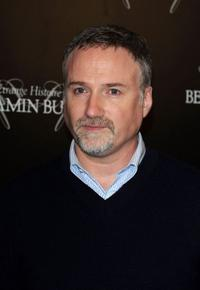 David Fincher at the Paris photocall of