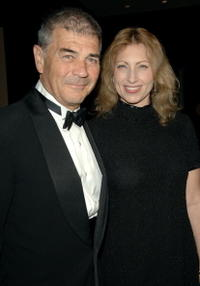 Robert Forster and Denise Grayson at the 57th Annual ACE Eddie Awards.