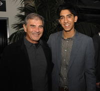 Robert Forster and Dev Patel at the special screening of