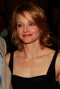 Jodie Foster at the screening of