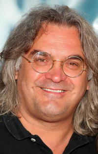 Paul Greengrass at the L.A. premiere of