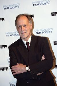 Werner Herzog at the the 49th San Francisco International Film Festival awards ceremony.