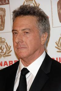 Dustin Hoffman speaks at the 15th Annual British Academy of Film and Television Arts Los Angeles Britannia Awards.