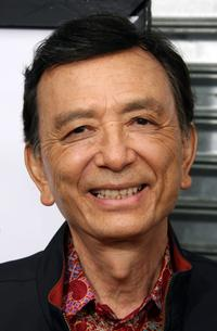 James Hong at the premiere of