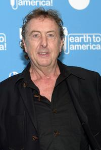 Eric Idle at the taping of