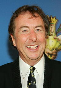 Eric Idle at the premiere of