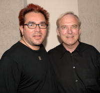 James Keach and Roger Durling at the SBIFF Producer's Panel