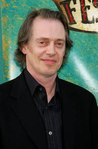 Steve Buscemi at the Florida premiere of