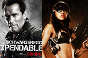Cine Latino: If the Cast of 'Expendables 2' Were Latina Women