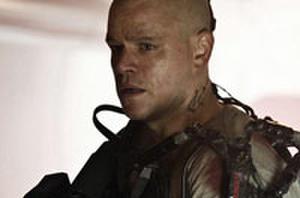 Matt Damon, Neill Blomkamp Talk 'Elysium,' Heath Ledger and Big Bird, Plus Watch the New Extended Trailer