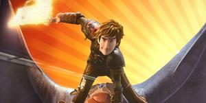 Hiccup and Toothless Soar in 'How to Train Your Dragon 2' Tease