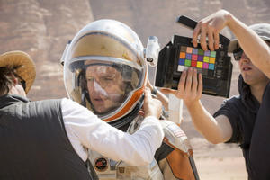 News Briefs: First Look at Matt Damon in 'The Martian'; Watch Johnny Depp in Edgy 'Black Mass' Trailer