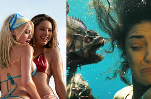 Spring Break Horror, From Scary to Silly