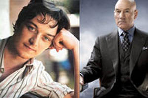 James McAvoy to Play Professor X in 'X-Men: First Class'