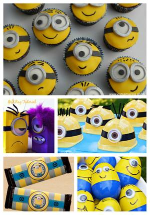 Party with the Minions: Great DIY Ideas