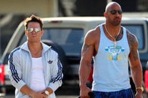 Trailer: Michael Bay's 'Pain and Gain' Gives Us Wahlberg, Johnson, Babe Shots, Even Comedy