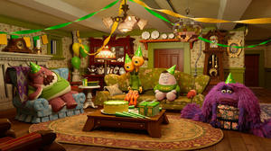 Pixar's New 'Party Central' Shares Exclusive Sneak Peek