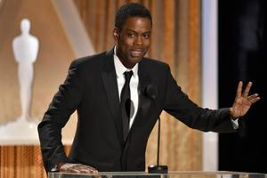 Chris Rock to Host Academy Awards Again -- Watch All His Best Oscar Moments