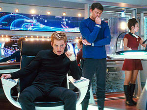 DVD of the Week: 'Star Trek!' Plus 'Brüno,' 'Gone With the Wind' Gift Set, a Kevin Smith Collection and 'Fight Club' BD