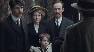 EXCLUSIVE CLIP: 'Suffragette' - Taking George