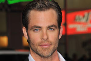 Spotlight on Chris Pine