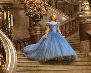 Check out the movie photos of 'Cinderella'