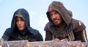 Check out the movie photos of 'Assassin's Creed'