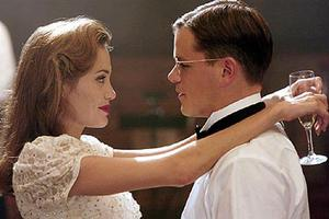 """Angelina Jolie and Matt Damon meet for the first time in """"The Good Shepherd."""""""