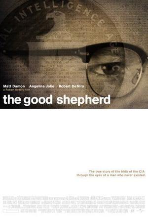 """Poster art for """"The Good Shepherd."""""""