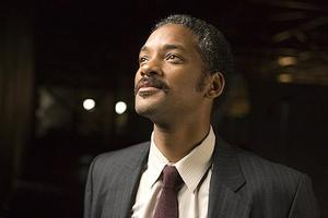 "Will Smith stars as Chris Gardner in ""The Pursuit of Happyness."""