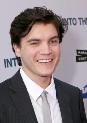 """""""Into the Wild"""" star Emile Hirsch at the L.A. premiere."""